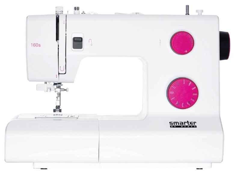 Швейная машина Pfaff Smarter 160s швейная машина pfaff smarter 140s