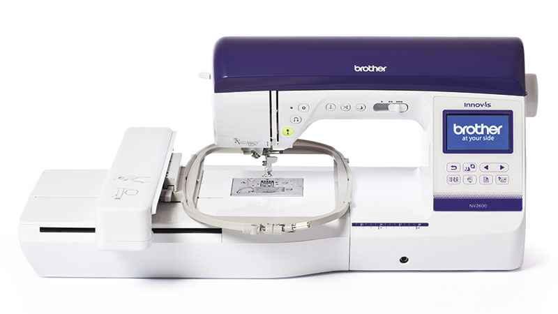 Швейно-вышивальная машина Brother INNOV-IS 2600 (NV 2600) brother innov is 90e