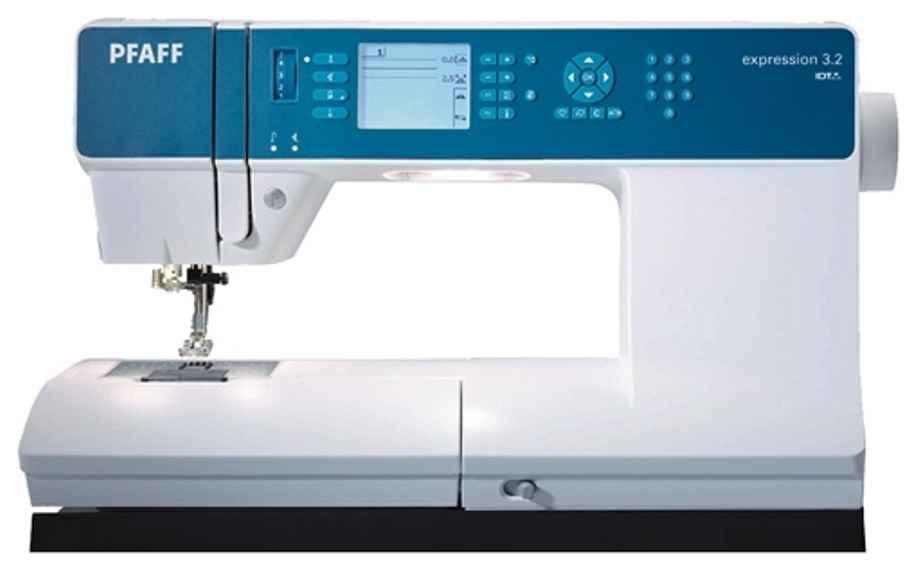 Швейная машина Pfaff Expression 3.2 швейная машинка pfaff ambition essential