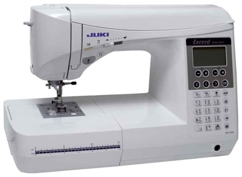 все цены на Швейная машина Juki HZL F-300 онлайн