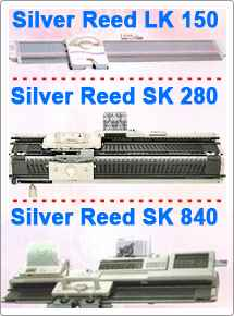 Тест драйв №13: Silver reed lk 150, Silver reed SK 280 и Silver reed SK 840