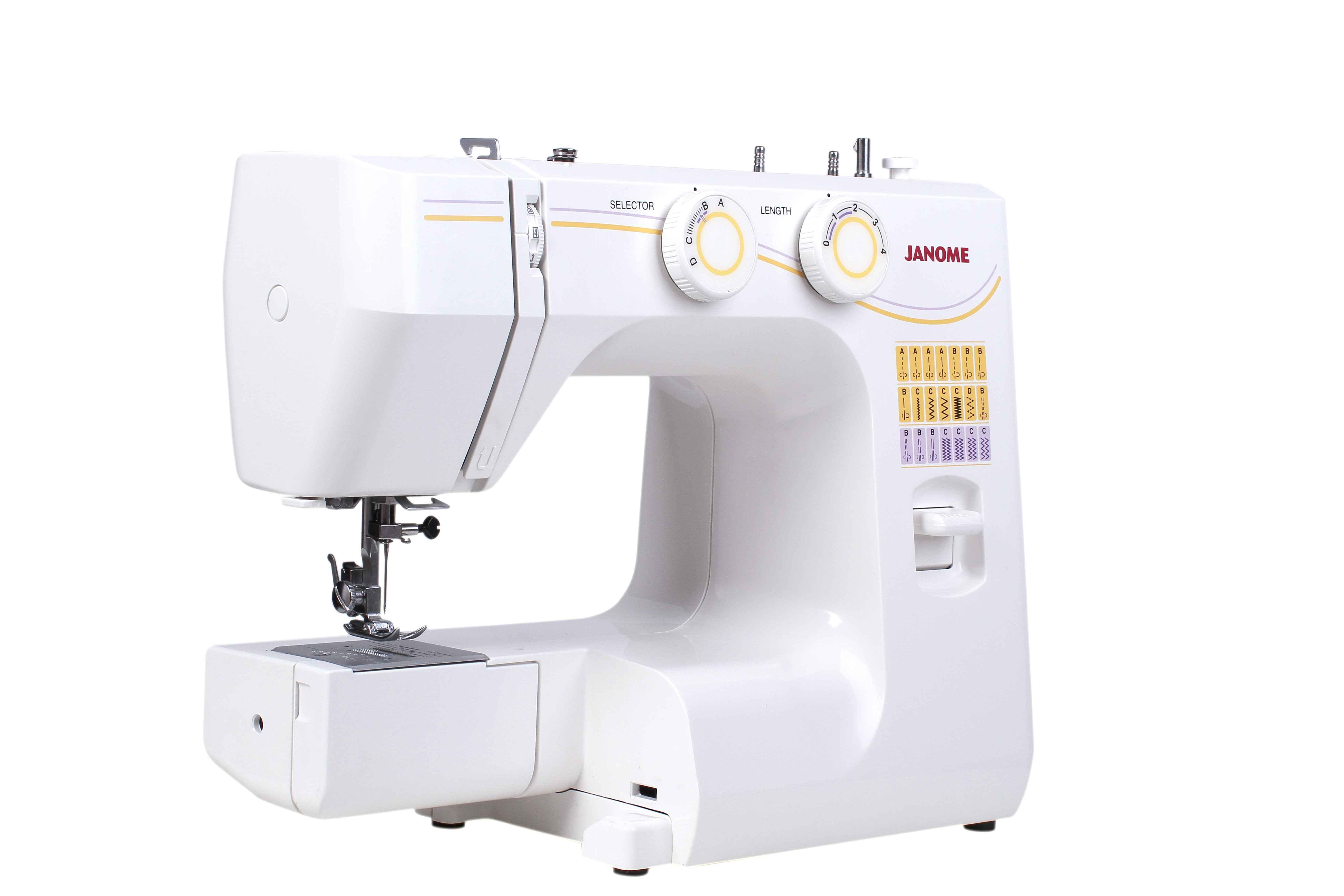 Швейная машинка Janome 1143 / 743 janome 1143