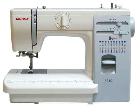Швейная машина Janome 5519 / 419s швейная машина janome 419s