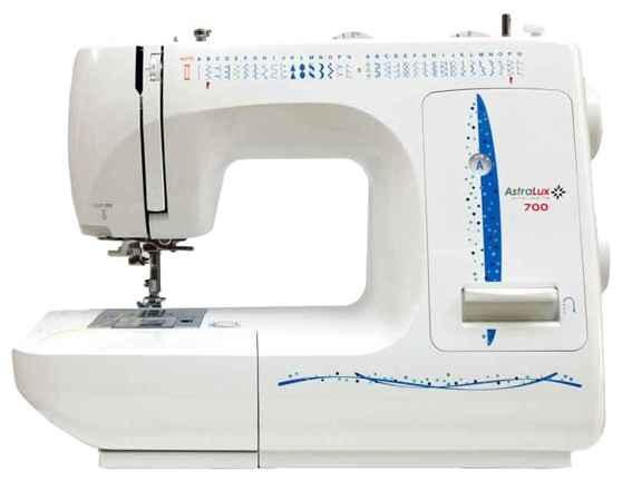 Швейная машина AstraLux 700 швейная машинка astralux starlet ii