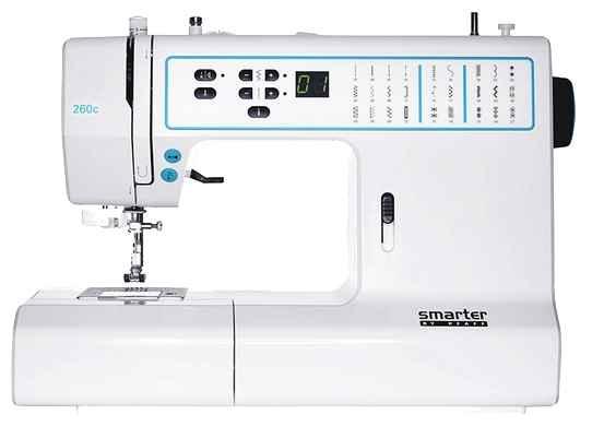 Швейная машина Pfaff Smarter 260C швейная машина pfaff smarter 140s