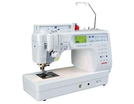 Швейная машина Janome Memory Craft 6600P (MC 6600 P)