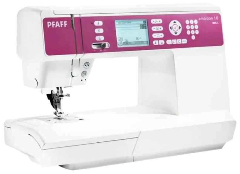 Швейная машина Pfaff Ambition 1.0 швейная машина pfaff smarter 140s