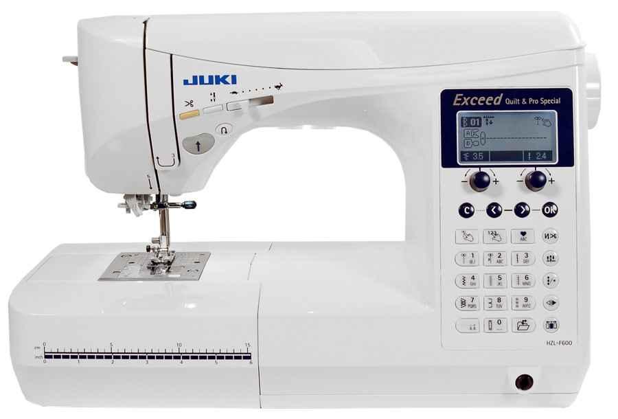 все цены на Швейная машина Juki HZL F-600 онлайн