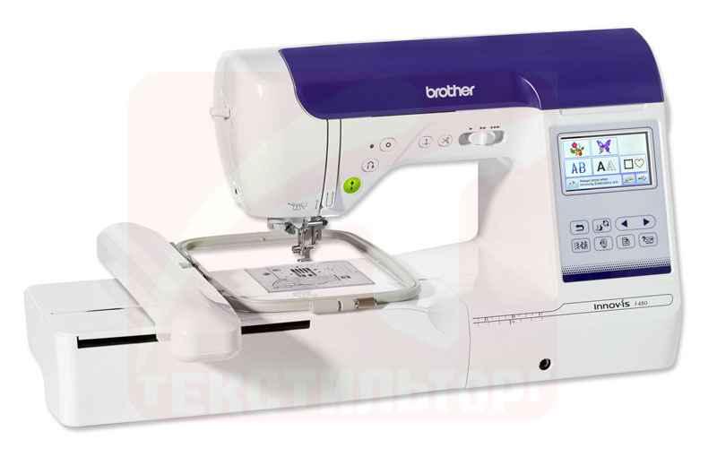 Швейно-вышивальная машина Brother Innov-is F480 вышивальная машина brother innov is 90e