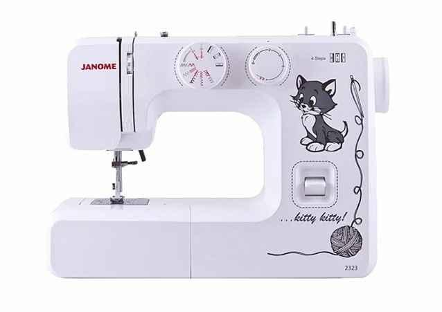 Швейная машина Janome 2323 [супермаркет] джингдонг сингер singer швейная машина бытовая электрическая многофункциональная 5511