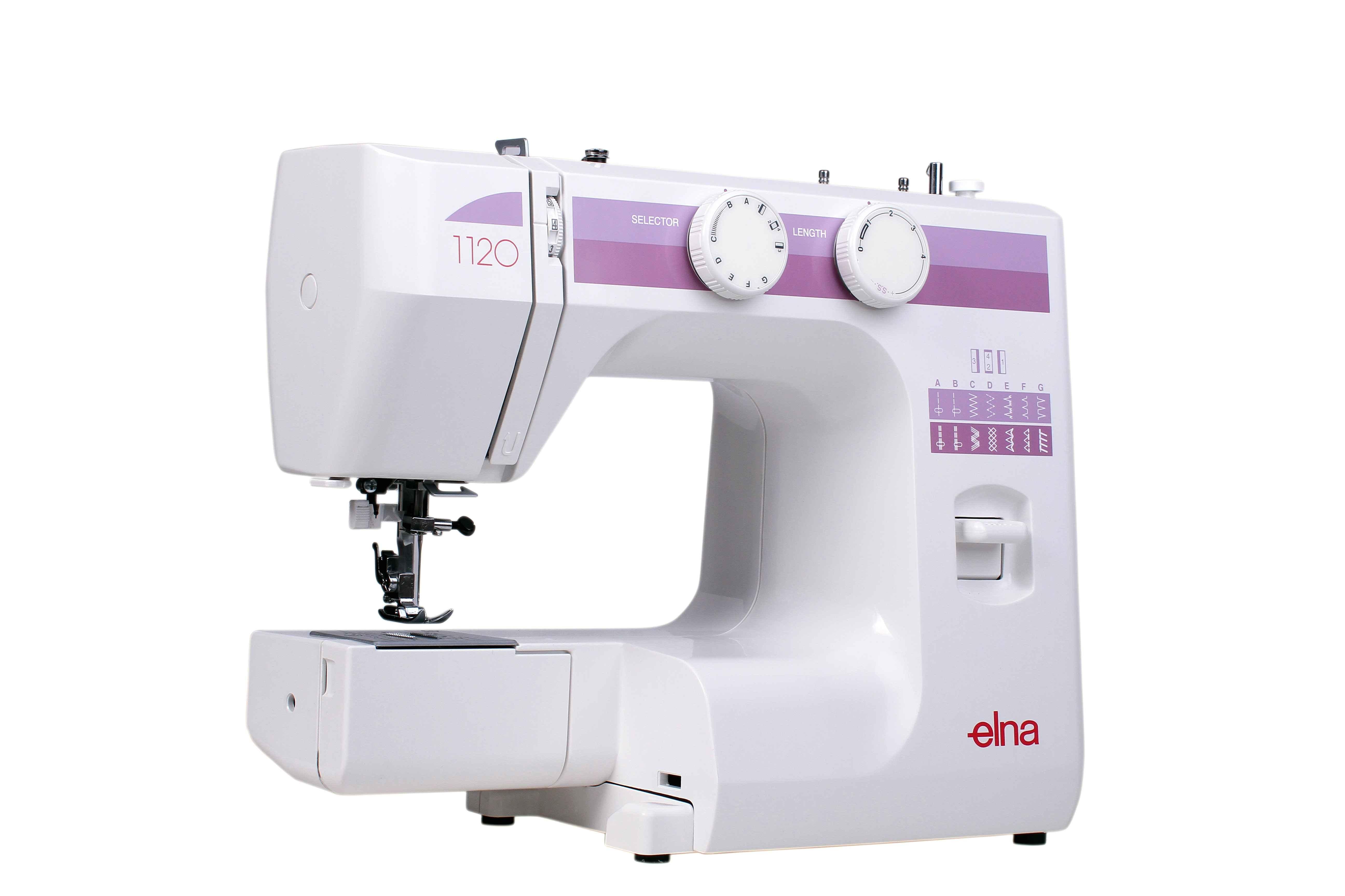 цена на Швейная машина Elna 1120
