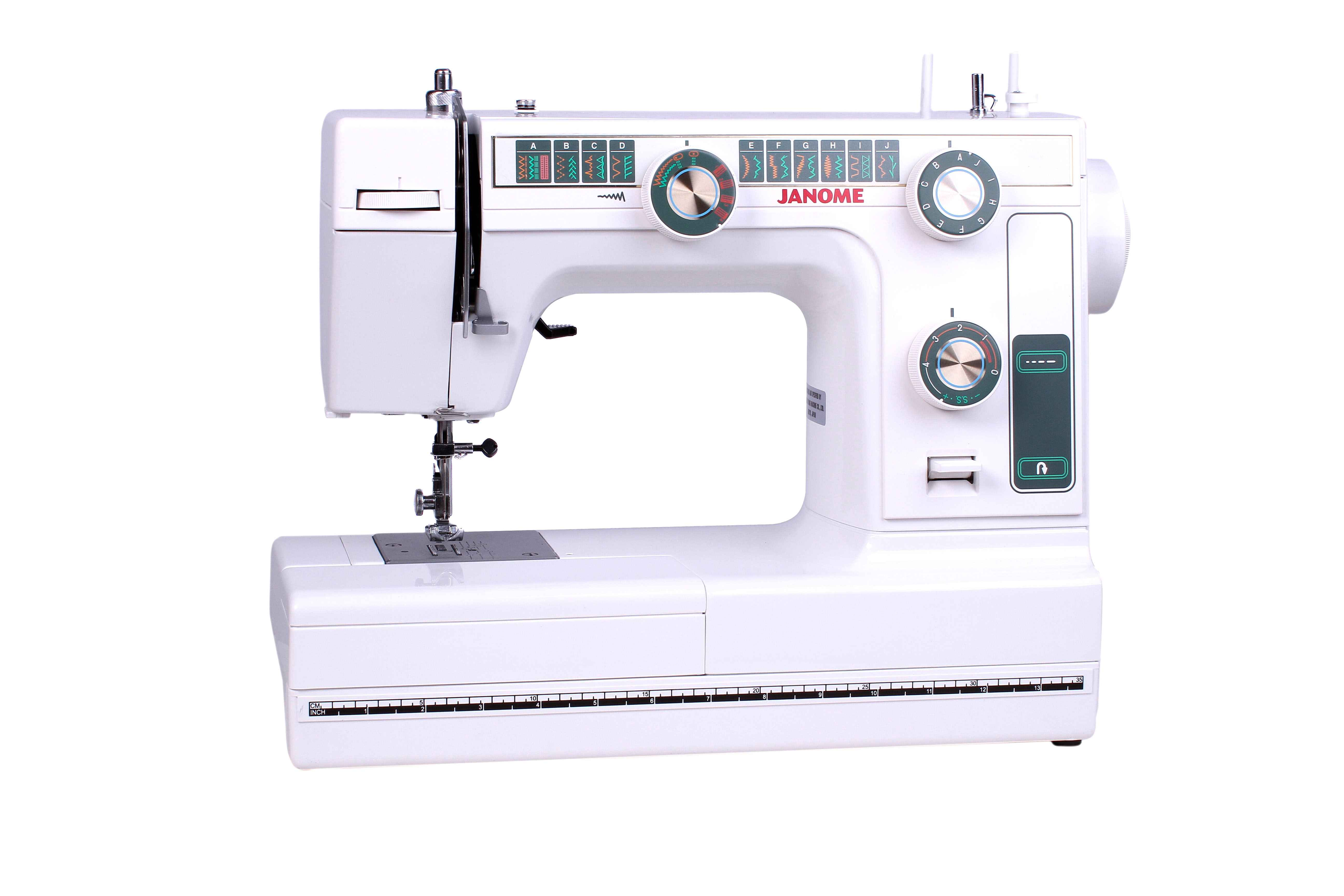 Швейная машина Janome LE 22 / L394 цены онлайн