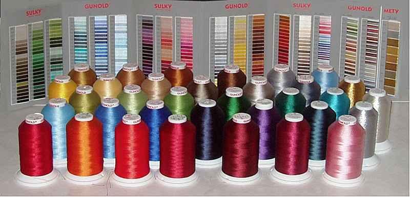 Купить набор вышивальных ниток Gunold 27 шт. в Москве по Супер Цене.
