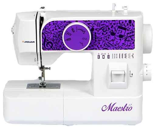 Швейная машина Jaguar Maestro 17 цена