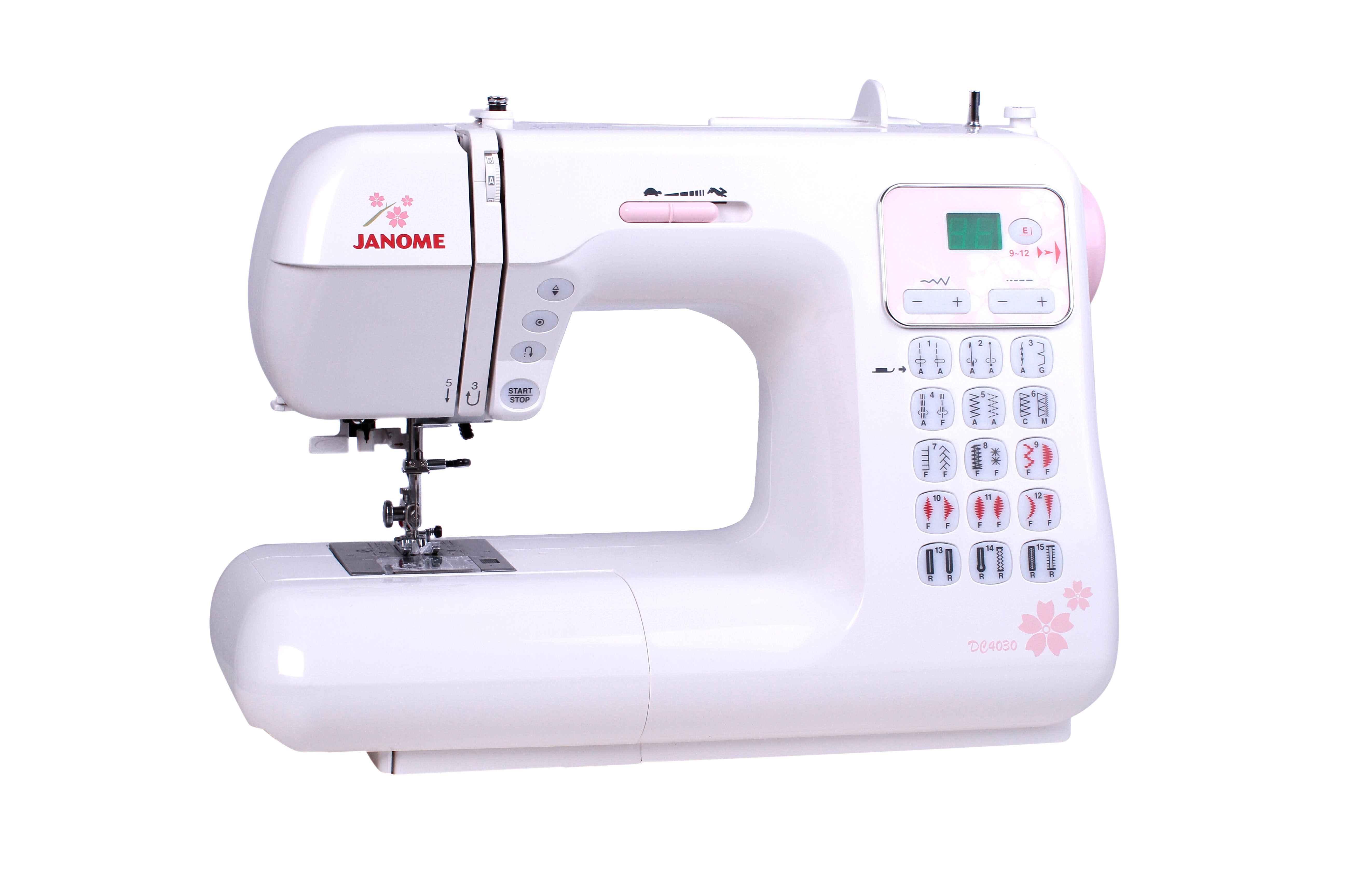 Швейная машина Janome Decor Computer 4030 (DC 4030) цена