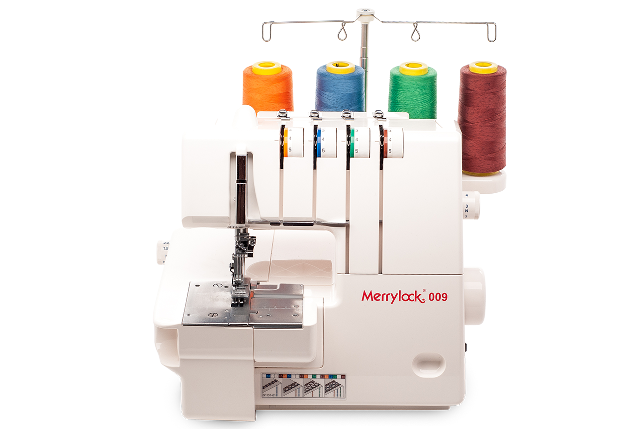 Распошивальная машина Merrylock 009 bekker bk 3962