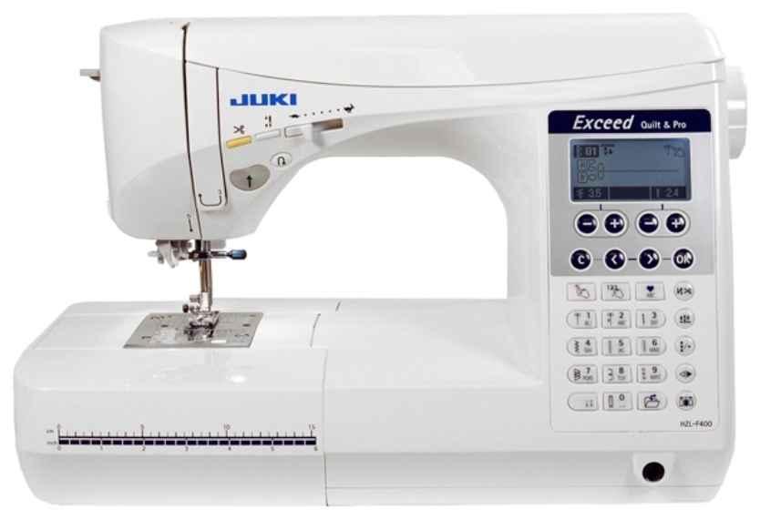 все цены на Швейная машина Juki HZL F-400 онлайн