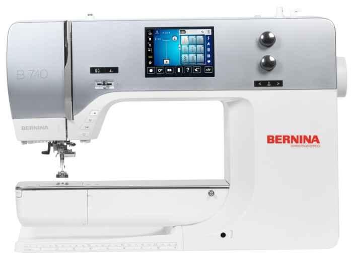 Швейная машина Bernina B 740 недорго, оригинальная цена