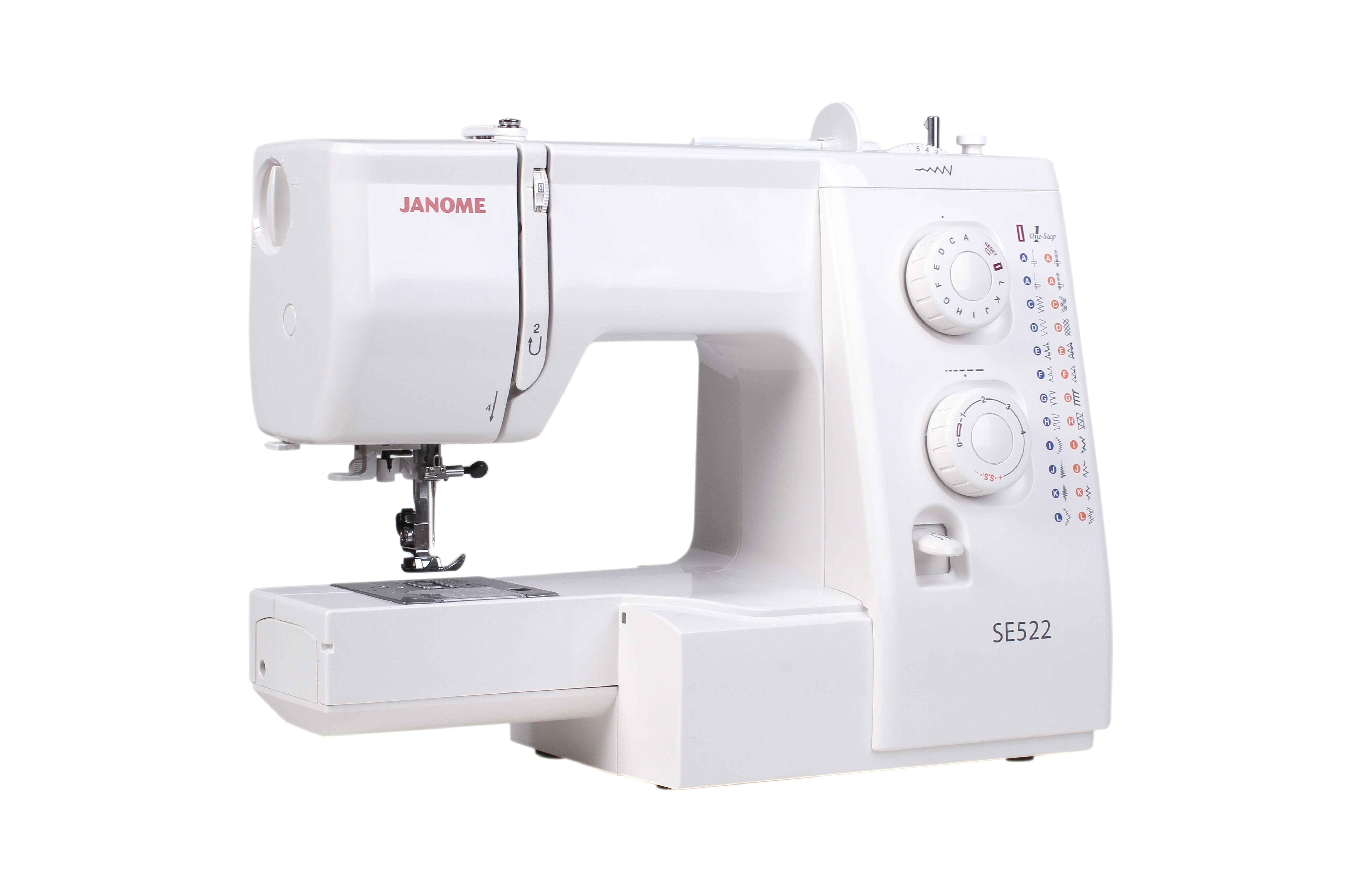 Швейная машина Janome SE 522 / 525S недорго, оригинальная цена