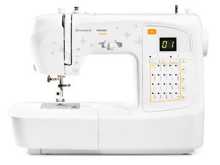 Швейная машина Husqvarna Viking H CLASS 100Q qq qq 100 100q 10000 100q