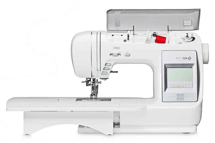Швейная машина AstraLux 7900 швейная машинка astralux 155