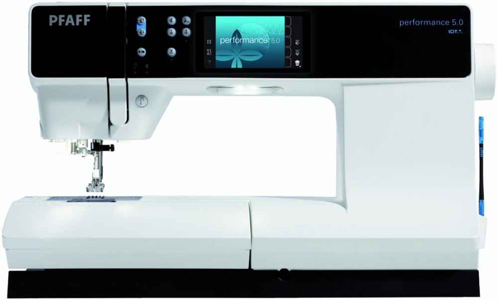 Швейная машина Pfaff Performance 5.0 швейная машина pfaff smarter 140s