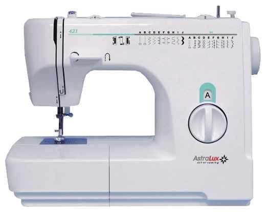 Швейная машина AstraLux 421 перфоратор sds plus stanley shr263k ru