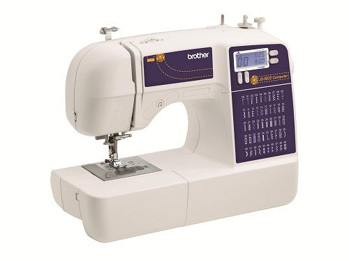 Швейная машина Brother JS 50 CE утюг lira lr 0604