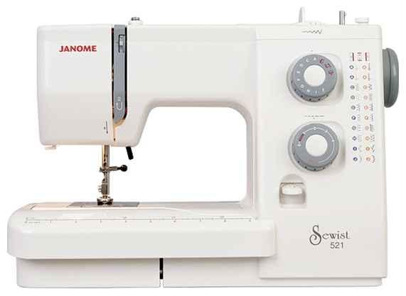 Швейная машина Janome Sewist 518/521 (SE518) недорго, оригинальная цена