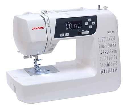 Швейная машина Janome DC 2160 janome 2160 dc швейная машина