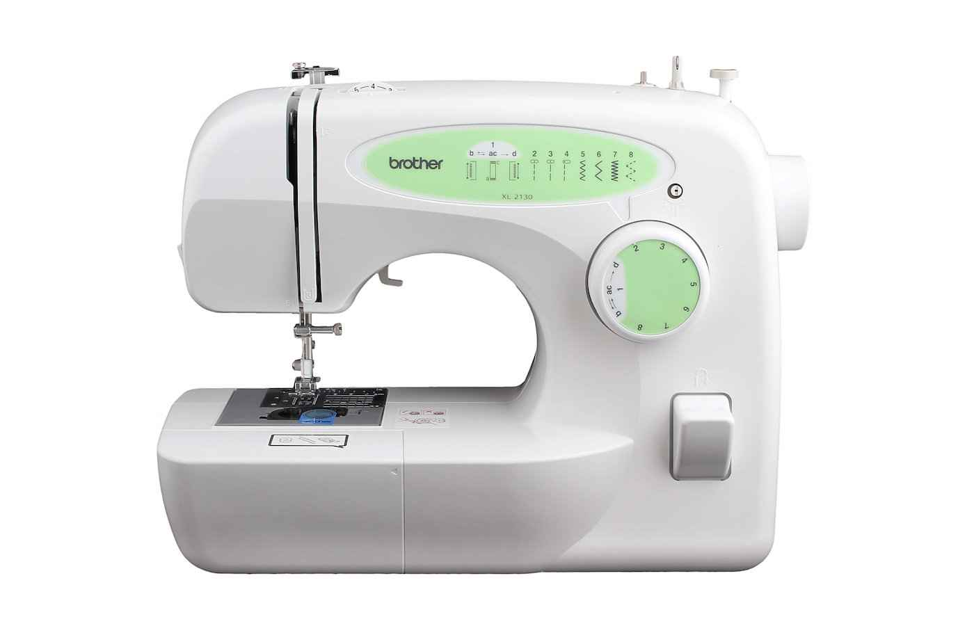 Швейная машина Brother XL-2130 прямая машина с цанговым зажимом rupes ar38en