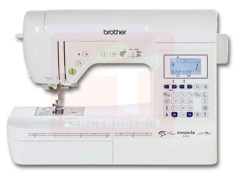 Швейная машина Brother Innov-is F410 швейная машина brother innov is 250
